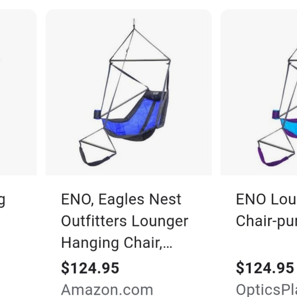 Eno Other Hanging Lounger Chair Poshmark